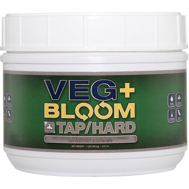 Veg + Bloom Tap/Hard Base
