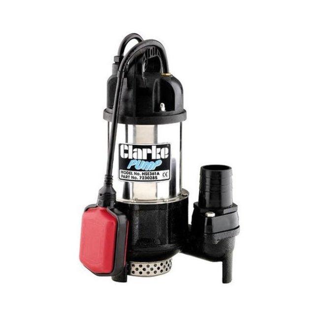Clarke Submersible Pump