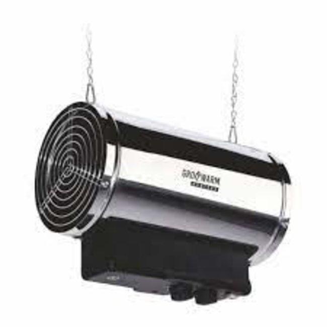 Gro Warm Greenhouse Tube Heater 2.8kW