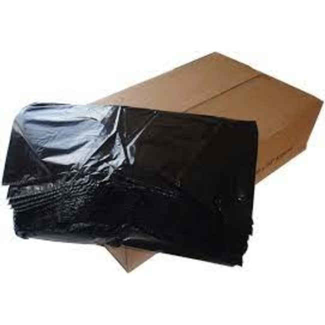 Miscellaneous Grow Products Black Plastic Super Heavy Duty Refuse Sacks (box of 200)