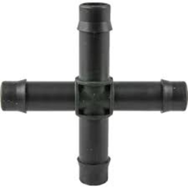 Miscellaneous Grow Products Cross Connector 16mm