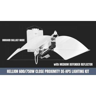 Adjust-A-Wings 600-750W Hellion DE HPS System