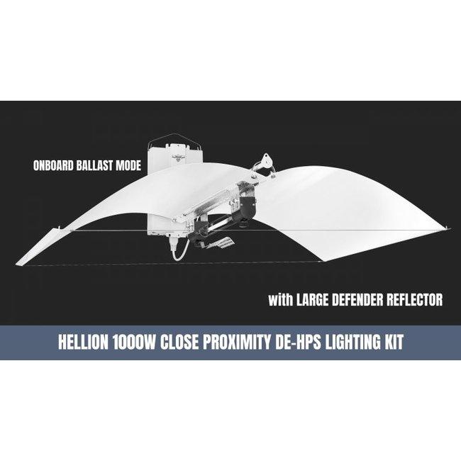 Adjust-A-Wings Hellion 1000W DE HPS System