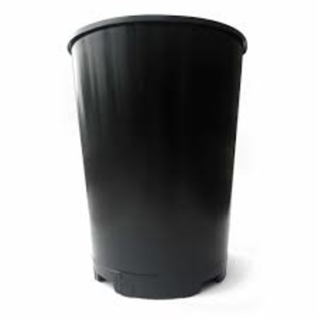 Miscellaneous Grow Products Tall Round Plastic Pot 2 Litre