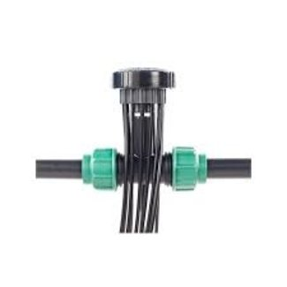 RTA TopSpin Dripper Manifold 25mm Complete with Tee