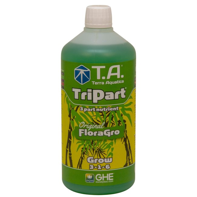 Terra Aquatica TriPart Grow