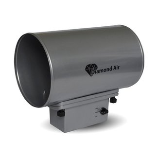 "Diamond Air Inline Ozone Generator - 6.5"""