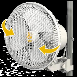 """Secret Jardin 20W Monkey Fan Oscillating Rev 2 - 15cm (6"""")"""