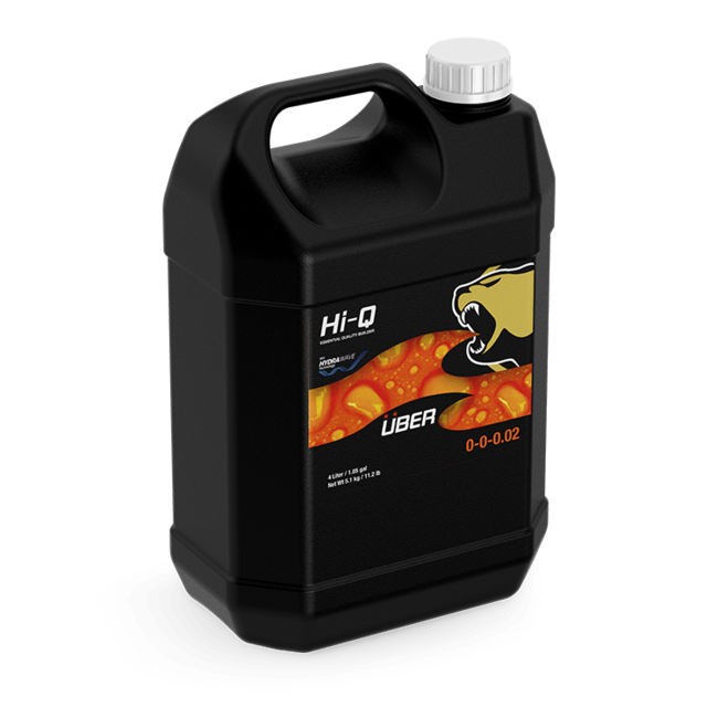 Uber Nutrients Hi-Q Foliar Spray | Finisher