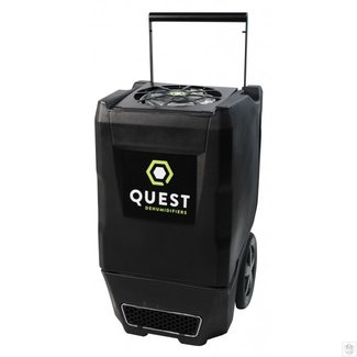 Quest CDG 114 Portable Dehumidifier