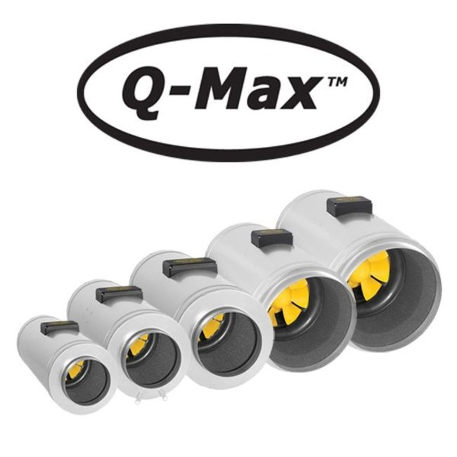 CAN Q-Max Silent EC Extractor Fan