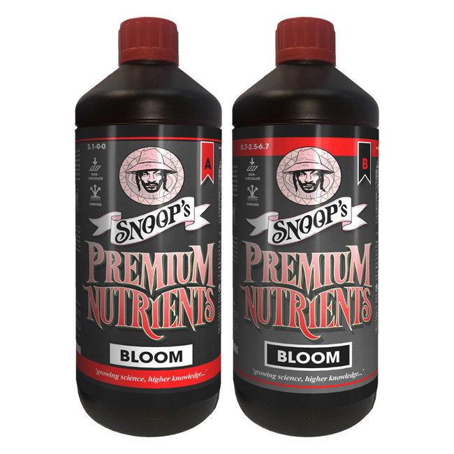 Snoops Premium Nutrients Bloom A&B