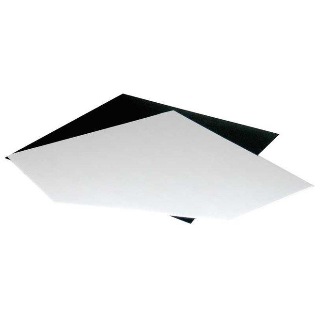 Nutriculture NFT - Black Corex Top Plate - 6ft