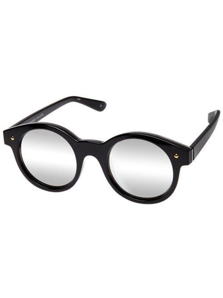 Le Specs Luxe Le Specs Luxe Chateau sunglasses black
