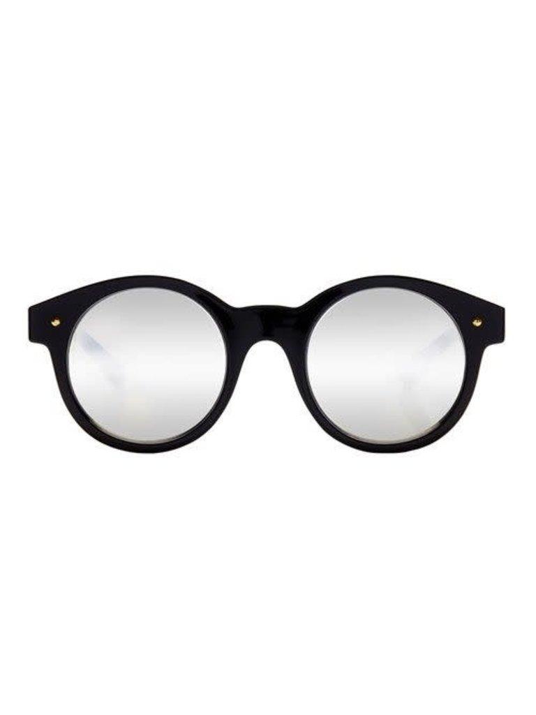 Le Specs Luxe Le Specs Luxe Chateau zonnebril black