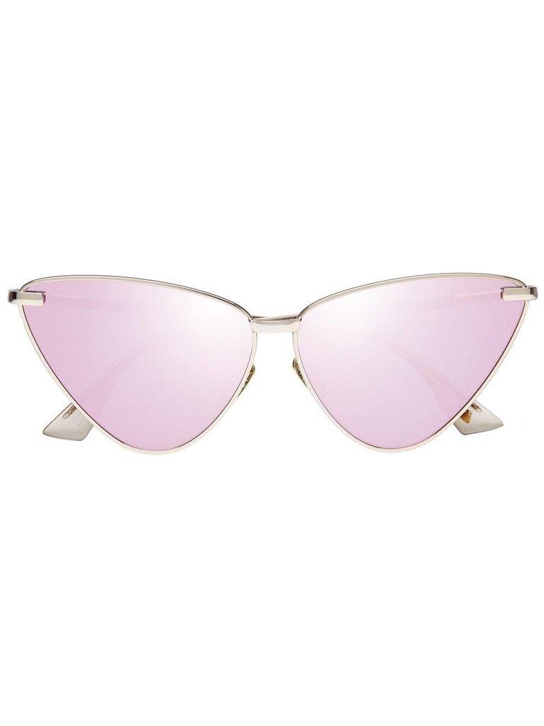 Le Specs Luxe Le Specs Luxe Nero sunglasses rose