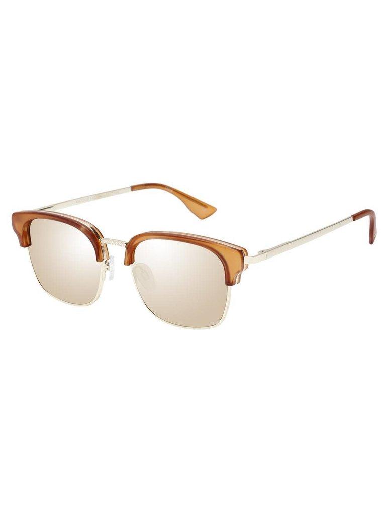 Le Specs Luxe Le Specs Luxe Katoch sunglasses matte ocher