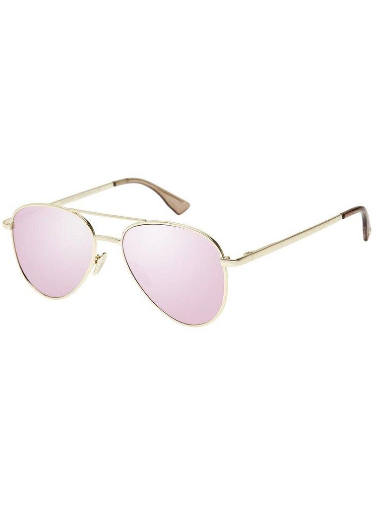 Le Specs Luxe Le Specs Luxe Imperium sunglasses gold