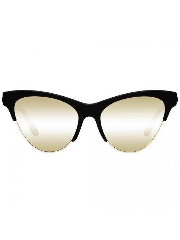 Le Specs Le Specs Kin Ink zonnebril zwart rubber