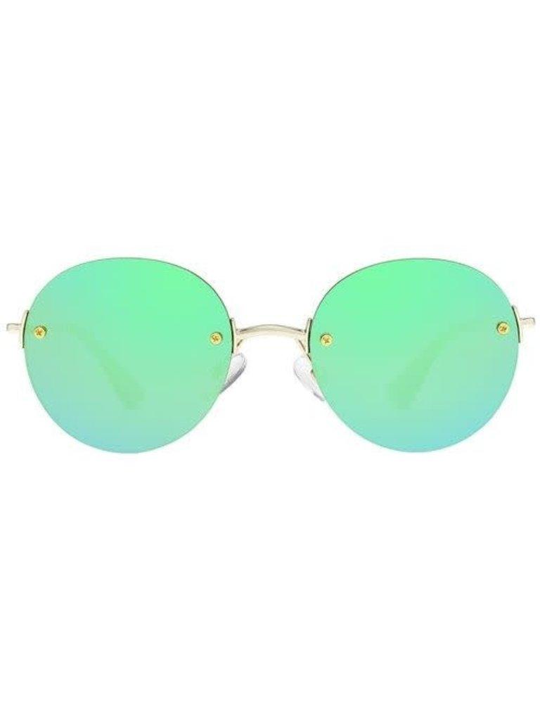 Le Specs Le Specs Bodoozle sunglasses gold