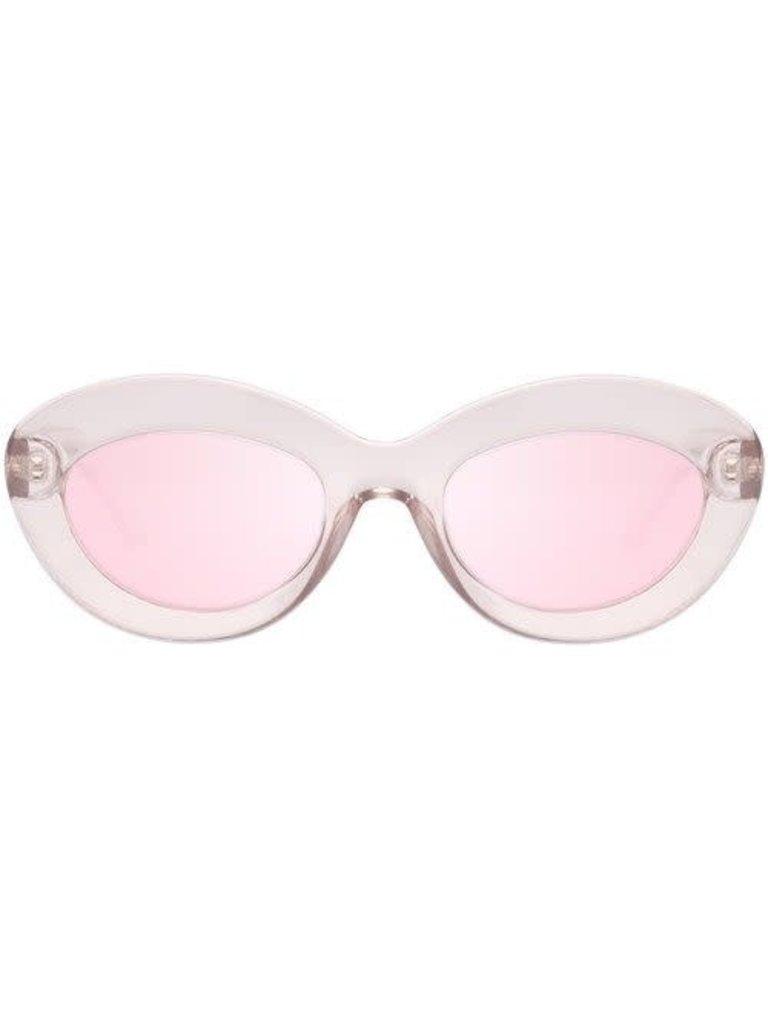 Le Specs Le Specs Fluxus sunglasses shadow pink