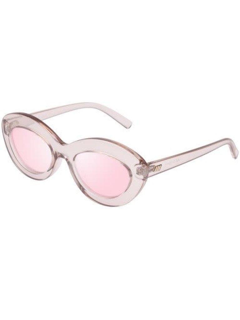 Le Specs Le Specs Fluxus zonnebril shadow roze