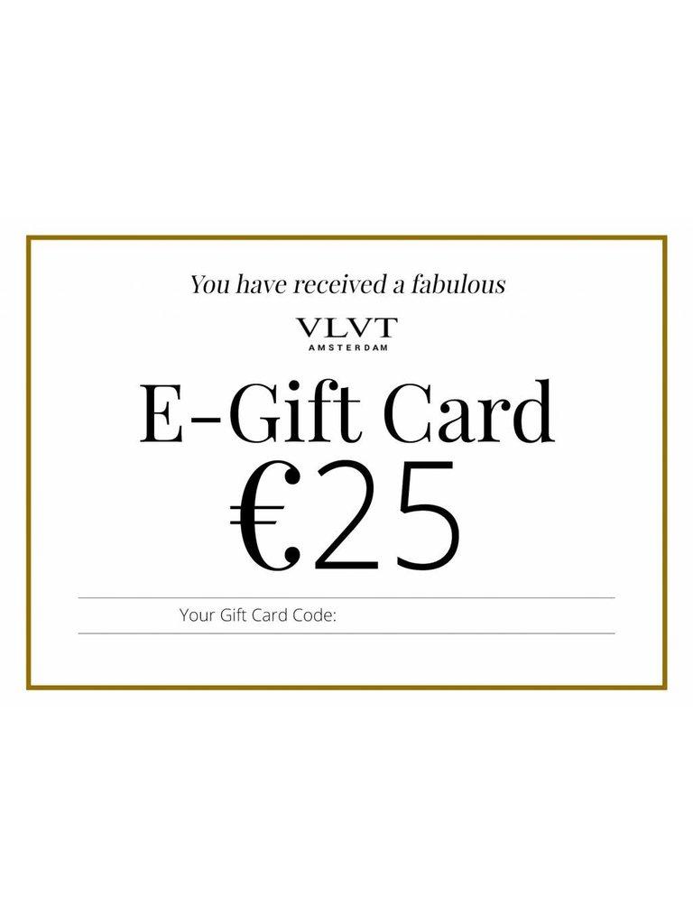 VLVT VLVT Online Gift Card € 25