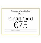 VLVT VLVT Online Gift Card €75
