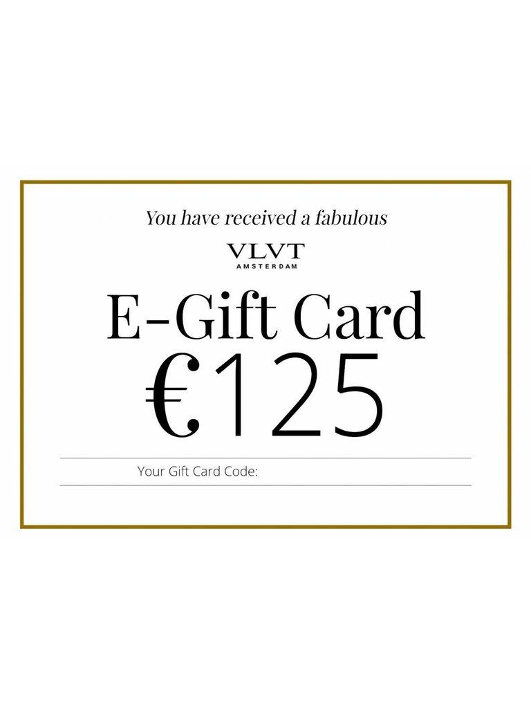 VLVT VLVT Online Gift Card €125