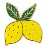Godert.Me Godert.me Lemons pin gold