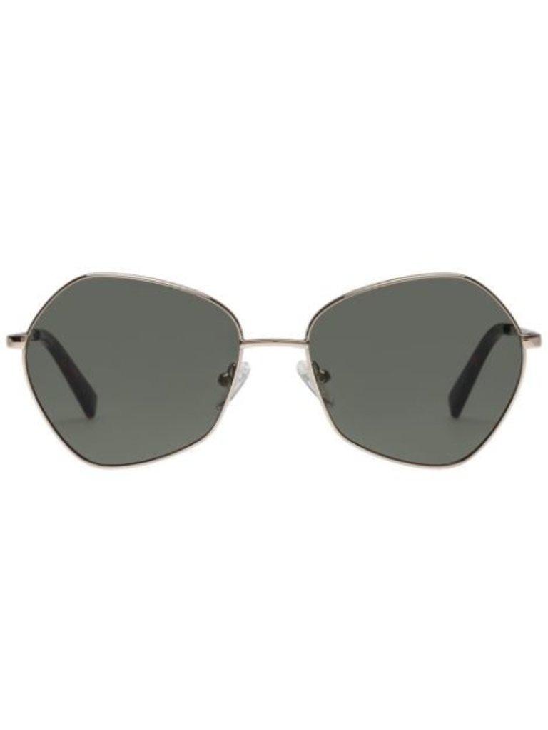 Le Specs Le Specs Escadrille sunglasses gold khaki