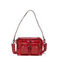 Núnoo Núnoo Ellie bag lacquer red large