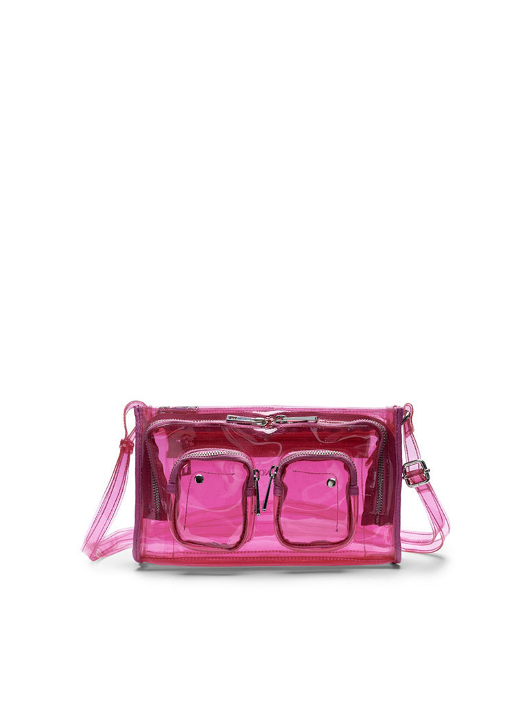 Núnoo Núnoo Stine bag transparent pink large