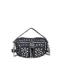 Núnoo Núnoo Helena disco bag black medium