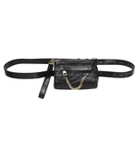 8 Other Reasons 8 Other Reasons x Jill Jacobs fanny pack zwart
