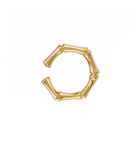 8 Other Reasons 8 weitere Gründe x Jill Jacobs Troy Earcuff Gold
