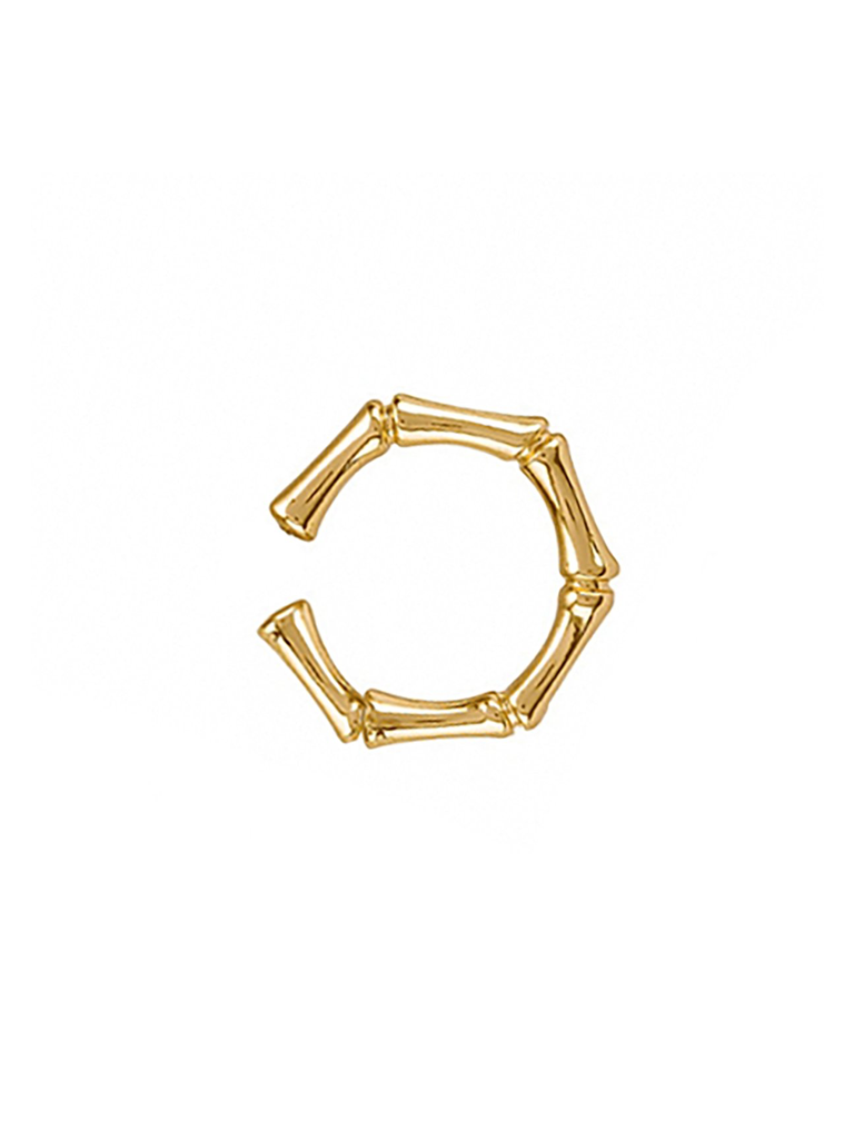 8 Other Reasons 8 Other Reasons x Jill Jacobs Troy earcuff gold