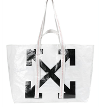 Off-White Off-White Arrows Tote Bag white