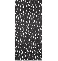 Alix The Label Sketchy Lighting Sjaal zwart