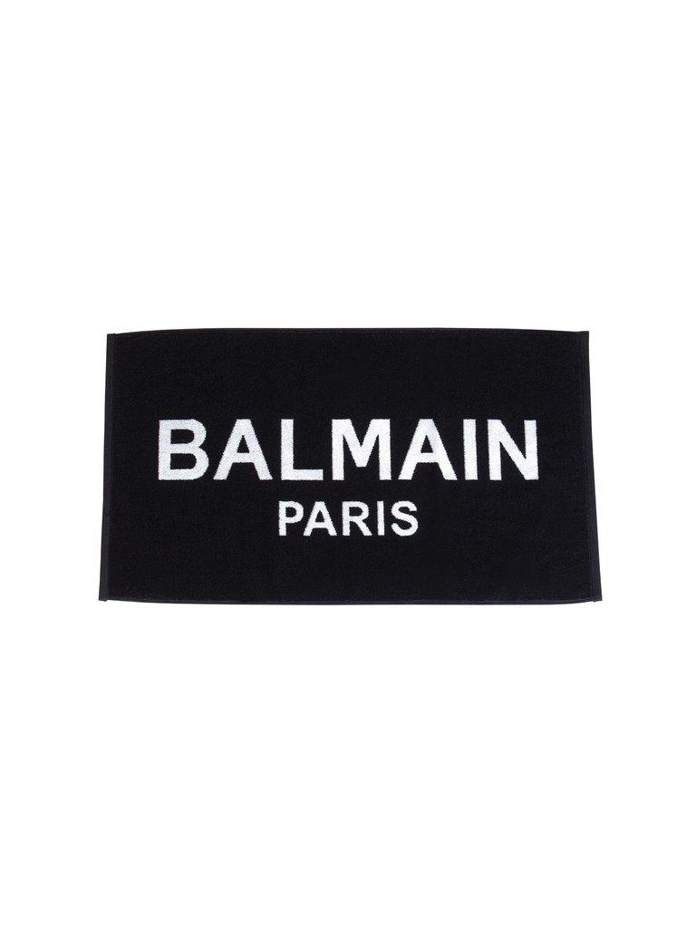 Balmain Hair Couture Balmain Hair Couture Spa towel black