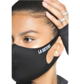 La Sisters LA Sisters mask zwart