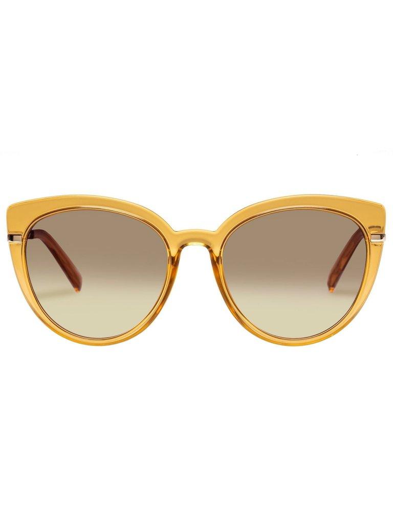 Le Specs Le Specs Promicuous Sonnenbrille blond