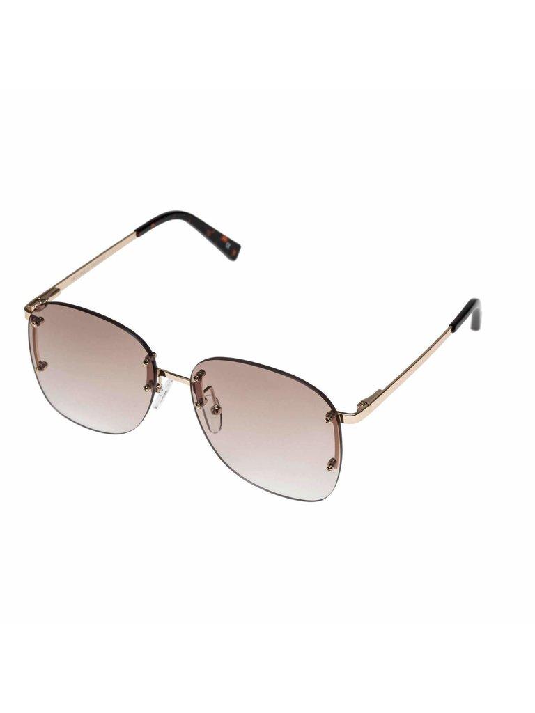 Le Specs Le Specs Skyline zonnebril goud