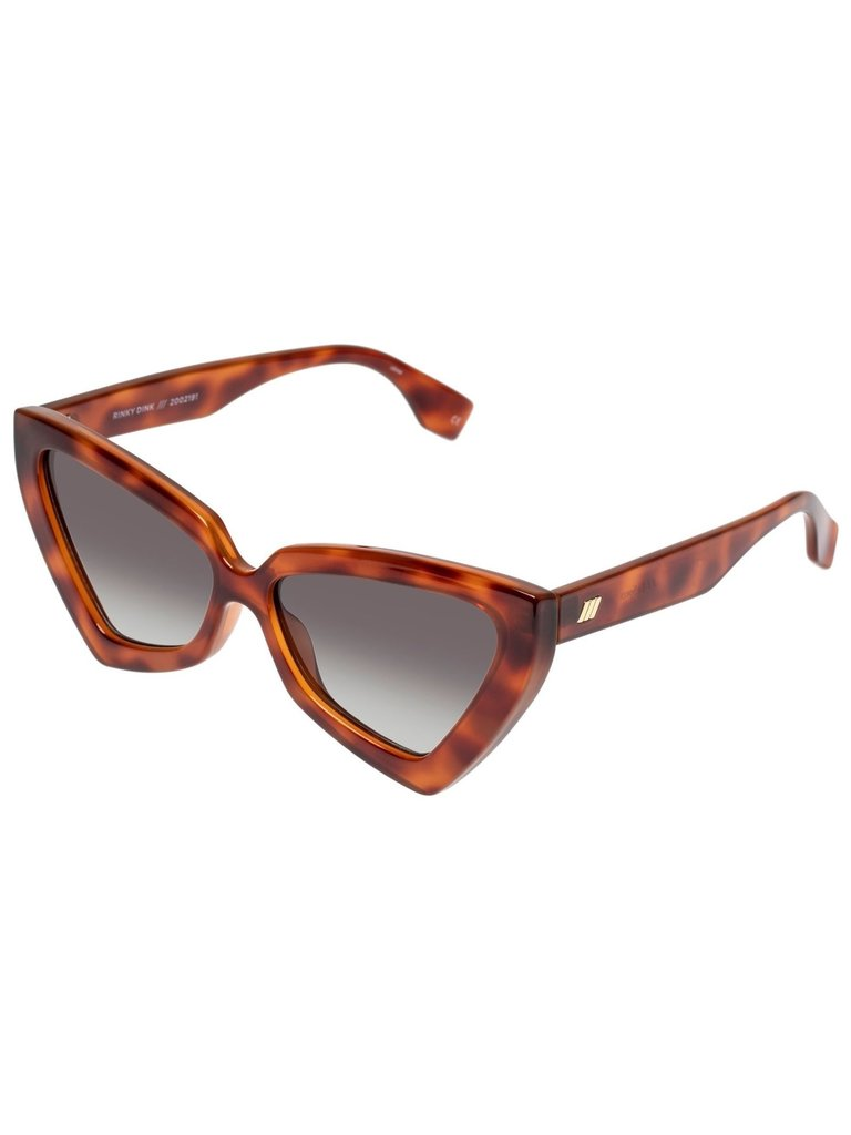 Le Specs Le Specs Rinky Dinky sunglasses tortoise