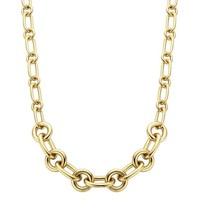 Souvenirs de Pomme Souvenirs de Pomme Timeless lima medium gold necklace