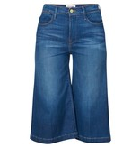 Frame Denim Frame Denim Le Gaucho culotte blauw