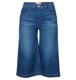 Frame Denim Le Gaucho culotte blue