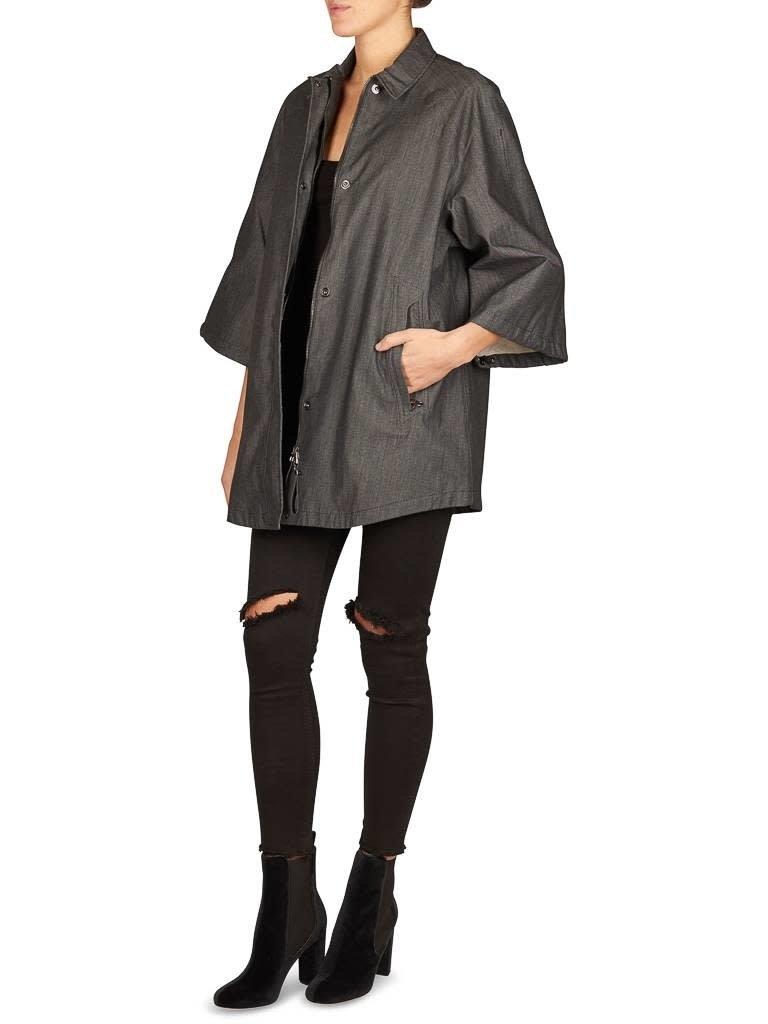 G-Lab G-Lab Celine jacket grey blue