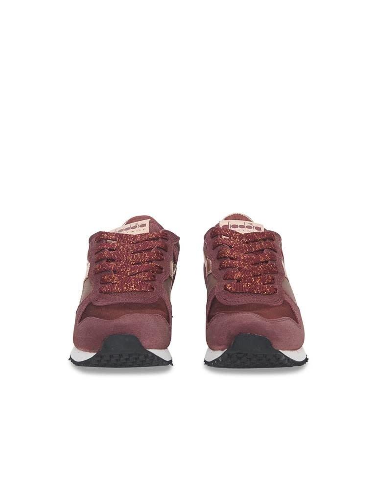Diadora Diadora Trident Sneaker weinrot