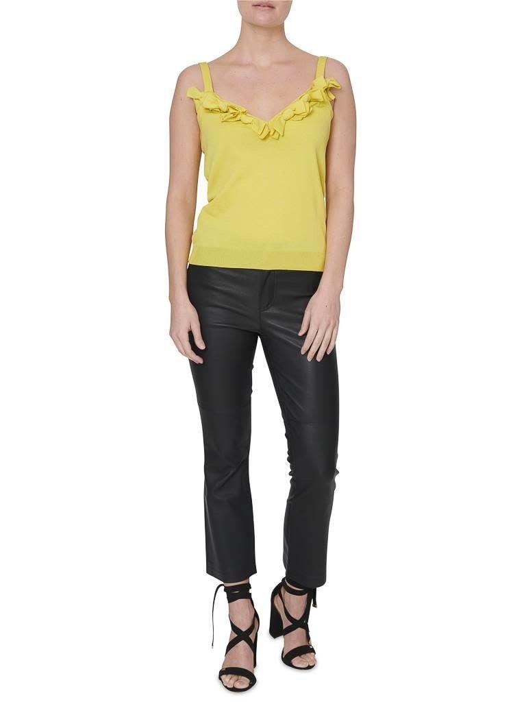 Moschino Boutique Boutique Moschino oben mit Schleife gelb